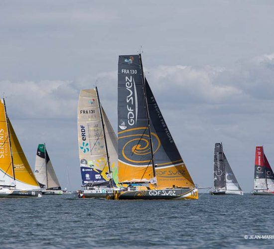 Course Normandy Channel Race